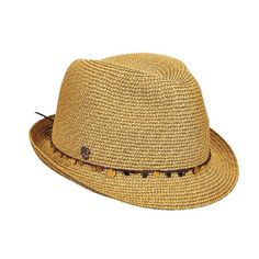 0cbaddff94223 Buy Women s Sequins Paper Braid Fedora Hat - Toast - CB11U00Y8CD and Many  Other Latest Designer