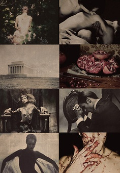 Based on the Persephone and Hades Myth