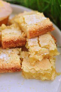 Cafe Mirecki: Lemon Squares