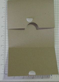 Splitcoaststampers - CD Case Project Tutorial by Cindy Lyles