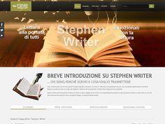 Sito Web - Stephen Writer