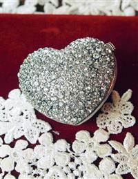Captive Hearts Trinket Box