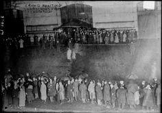 Supervivientes del Titanic,1912