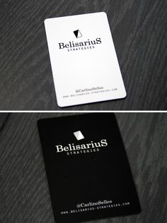 Carte De Visite Cre Pour Belisarius Stratgies
