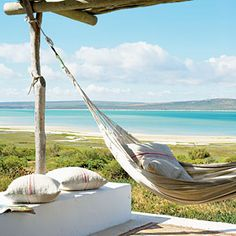South Africa - Sea view of the day