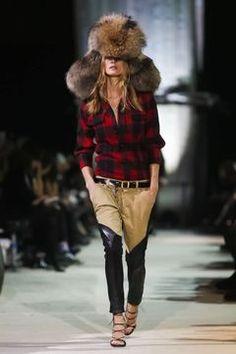 Dsquared2 Menswear Fall Winter 2015 Milan - NOWFASHION Runway Fashion, Fashion News, Latest Fashion, Fashion Show, Fall Winter 2015, Spring Summer 2015, Live Fashion, All About Fashion, Dandy