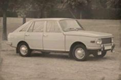 OG | Wartburg W353 Hatchback | Prototype