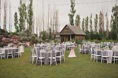 Relaxed Rustic Wedding in A Little White Chapel - Bridal Musings
