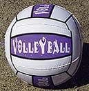 """• Blow up Beach Volleyball is 13"""" in diameter and can provide hours of fun indoors or out at the beach • Assorted colors • Sorry 