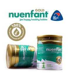 Nuenfant Gold Infant Formula-Stage 1.   Your newborn baby is very small, so will not be hungry for the first two or three days after birth. Feed frequently, and in small amounts. If you need help to supplement breast-feeding, use Nuenfant Infant formula.