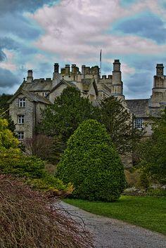 Sizergh Castle and Gardens, Cumbria