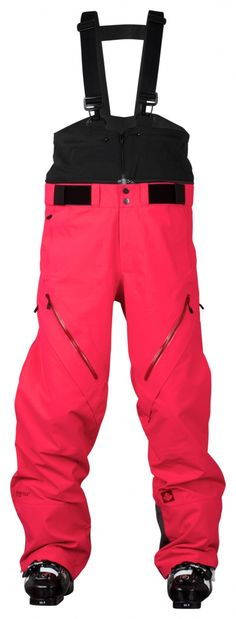 Voodoo R Pants from Sweet Protection - perfect powder pants!