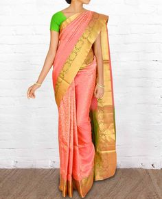 Soft Silk Sarees MNVT148 - Pure Silk Sarees