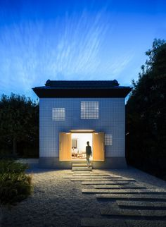 120-year old storehouse destroyed by earthquake, reborn into something new