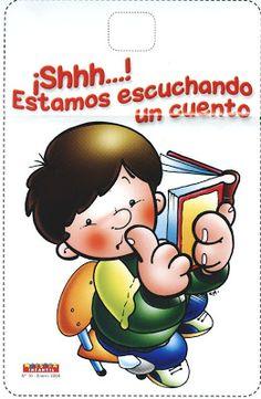 Menta Más Chocolate - RECURSOS PARA EDUCACIÓN INFANTIL: Día del libro: Carteles y Rótulos