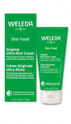 NATRUE certified natural Skin Food is Weleda's signature moisturizer for dry, rough skin. Add Skin Food to your routine and let skin feel nourished. Baking Soda For Dandruff, Baking Soda Shampoo, Dry Shampoo, Honey Shampoo, Clarifying Shampoo, Natural Shampoo, Hair Shampoo, Coffee Mask, Top