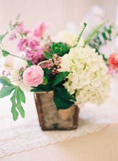 Garden wedding feel: Lauryl Lane Botanical Stylist