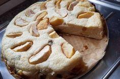 Quarkkuchen mit Skyr und Joghurt