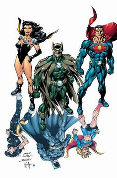 Crime Syndicate by Mark Bagley
