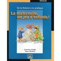 LA MATERNELLE, UN JEU DENFANTS Communication Avec Les Parents, Catalogue, Socialism, Classroom Management, Preschool, Tools, Gaming