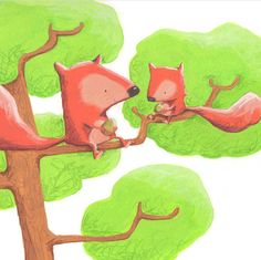 Up A Tree - Alison Brown