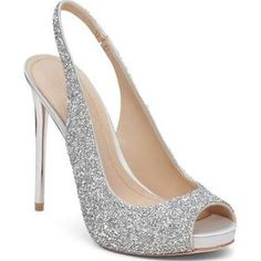 3e3871d82b5 Wedding Shoes · vince camuto crystal Platform Stilettos