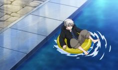 Want to swim with him >.< All Anime, Me Me Me Anime, Anime Stuff, Manga Anime, Nogame No Life, Magical Warfare, Vampire Knight Zero, Edogawa Ranpo, Mahouka Koukou No Rettousei