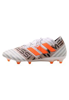 Haz clic para ver los detalles. Envíos gratis a toda España. Adidas  Performance NEMEZIZ MESSI 17.1 FG Botas de fútbol con tacos white solar ... 63bae158778c0