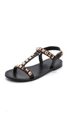 64f26e554 Tory Burch Kenna Flat Sandals Post Pregnancy Fashion