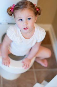how to potty train a girl in one day