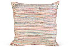 LAWSON-FENNING  Recycled Silk Pillow, Multi