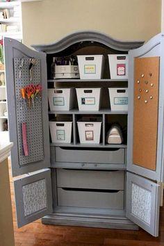 Best craft room storage and organization furniture ideas 00020 — rodgerjennings.org