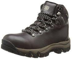 LIGHTNING DEAL Karrimor Womens Mendip Weathertite Trekking Boots SAVE 68% NOW from £25.99