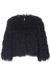 **Mongolian Sheepskin Jacket