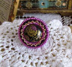Lo Scrigno delle Perle: Anello Rosaspina