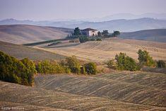 Toscana tényleg olyan, mint egy képeslap