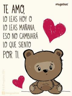 Te amo ♡