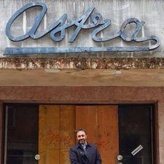 Cinema Astra, Verona #insegna, #insegne #sign #signs #kino #cinema #cine #astra #verona #veronacity #igers #igersitalia #igersitaly #igdaily #igverona #igveneto #italy #italia