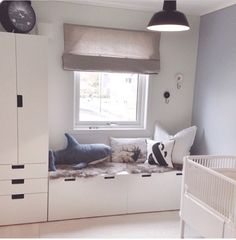 In lots of dormitories Ikea bedrooms are very happy to be observed, as they give numerous alternatives for a classy bedroom facility. Baby Room Boy, Baby Room Decor, Girl Room, Ikea Bedroom, Baby Bedroom, Girls Bedroom, Ideas Habitaciones, Ikea Kids Room, Romantic Bedroom Decor