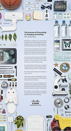 Cisco Internet of Everything ads