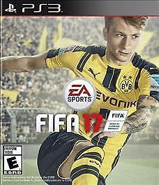 PS3 FIFA 17 Soccer PLAYSTATION 3 New Sealed (Includes Squad Building Challenges)  | eBay