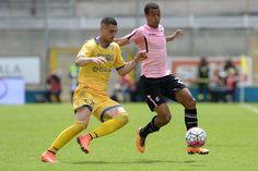 Frosinone-Palermo, il film della partita