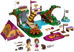 LEGO Friends 41121 - Adventure Camp Rafting #lego #legofriends #legofriends2016