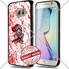 NEW Rutgers Scarlet Knights Logo NCAA #1493 Samsung Galaxy S6 Edge Black Case Smartphone Case Cover Collector TPU Rubber original by WADE CASE [Blood] WADE CASE http://www.amazon.com/dp/B017KVOCSC/ref=cm_sw_r_pi_dp_BXKAwb1K7YZ88