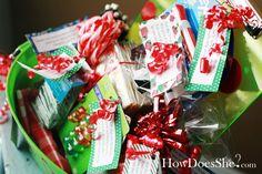Teacher supplies gift Idea- 12 Days of Christmas!