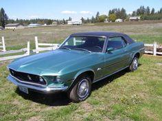 1969 Mustang Grande | Flickr - Photo Sharing!