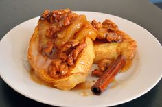 Apple Pie French Toast - Savory Experiments