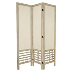 5 1 2 Ft Tall Solid Frame Fabric Room Divider Burnt White