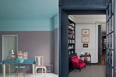 Tips for decorating with colour in your home #paint #decoration
