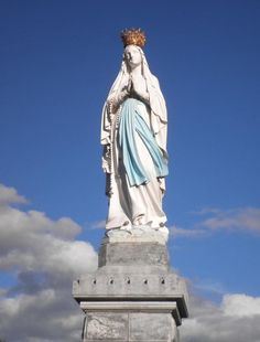 Our Lady of Lourdes, pray for us